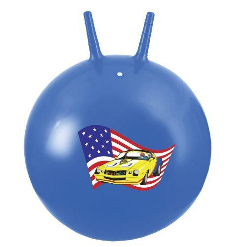 Spokey NAZCAR Skákací míč 45 cm