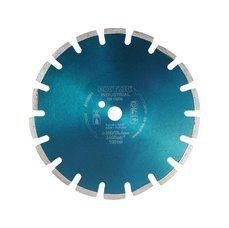 EXTOL Kotouč diamantový řezný segmentový na ASFALT 300x25,4 mm