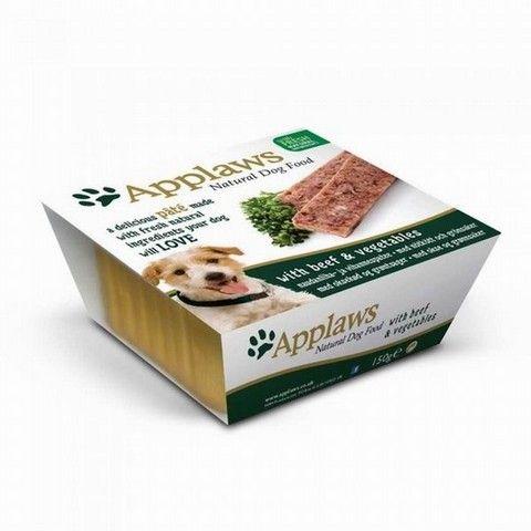 Applaws Paté Dog hovězí a zelenina 150 g cena od 36 Kč