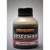 Mikbaits Spiceman booster Pikantní švestka 250 ml