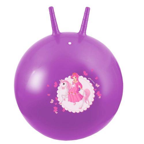 Spokey PRINCESS Skákací míč 45 cm