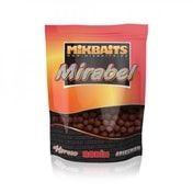 Mikbaits Mirabel boilie Půlnoční pomeranč 300 g