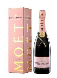 Moët et Chandon Champagne Rosé Impérial Brut 0,75 l