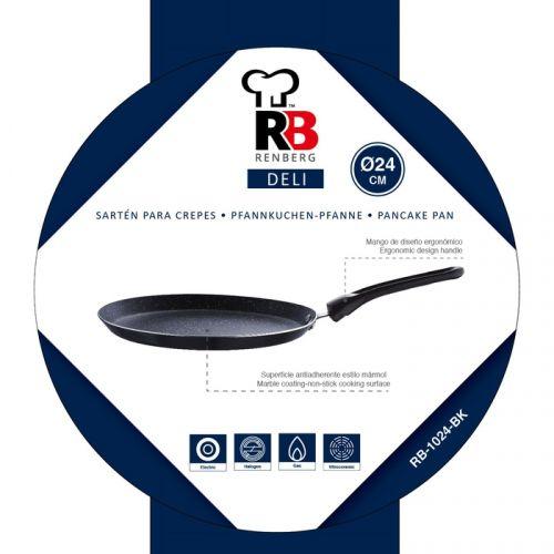 Bergner RB-1024-BK cena od 199 Kč