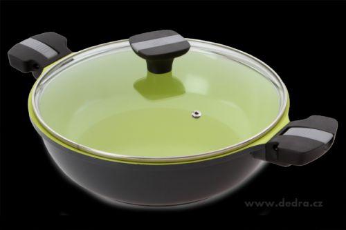 DEDRA BIOPAN wok 28 cm cena od 1490 Kč
