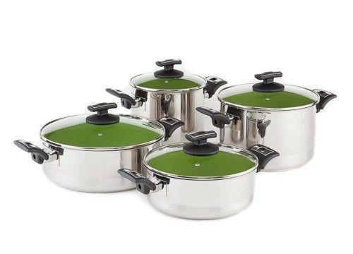 KOLIMAX CERAMMAX PRO COMFORT sada nádobí cena od 5188 Kč