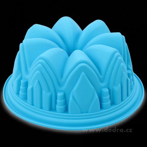 Dedra Katedrála silikonová forma na bábovku cena od 199 Kč
