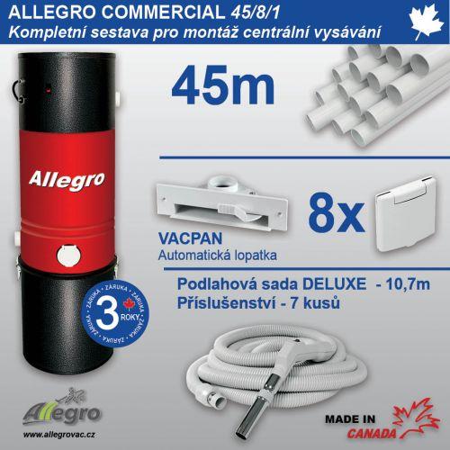 ALLEGRO MU5500E cena od 31200 Kč