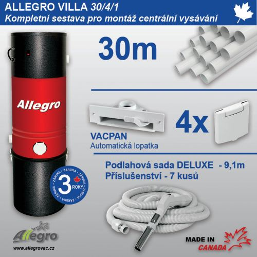 ALLEGRO MU4500E cena od 21769 Kč