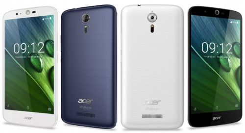 Acer Liquid Zest Plus cena od 4613 Kč