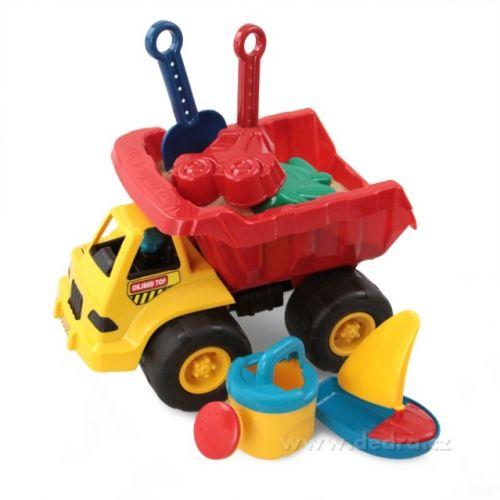 DEDRA sada na pískoviště nákladní auto cena od 149 Kč