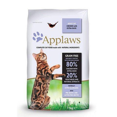 Applaws Adult Cat Chicken & DUCK 7,5 Kg