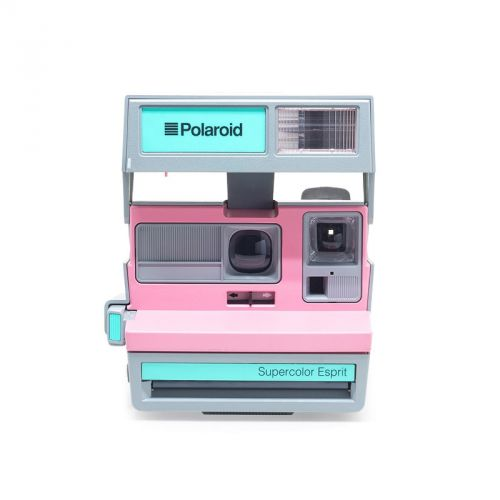 Polaroid SuperColor Esprit Limited Edition