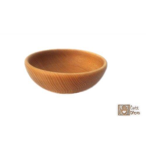 ČistéDřevo Dřevěná miska 12 cm cena od 199 Kč
