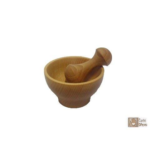 ČistéDřevo Hmoždíř dřevěný cena od 199 Kč