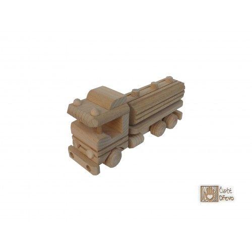 ČistéDřevo Dřevěná cisterna H007