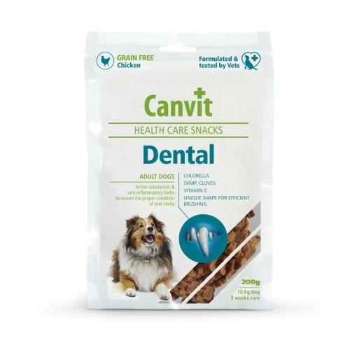 CANVIT dog snacks DENTAL 200 g