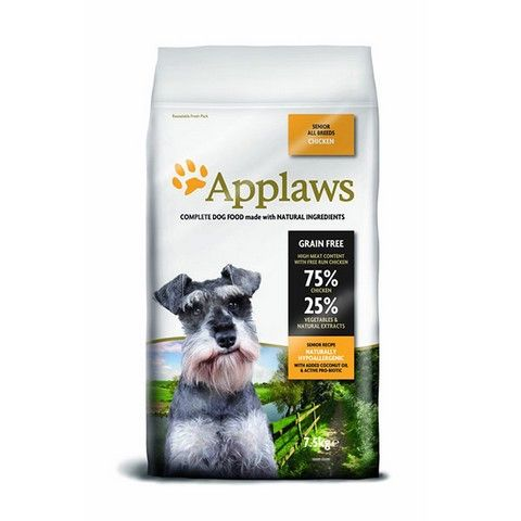 Applaws Dog Senior All Breed Chicken 7,5 Kg