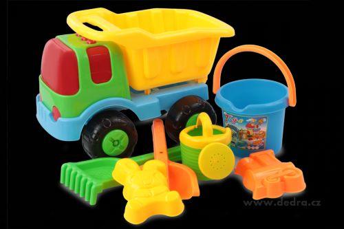 Dedra Velký náklaďák s příslušenstvím sada cena od 499 Kč