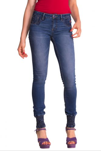 Desigual Denim Suerte kalhoty