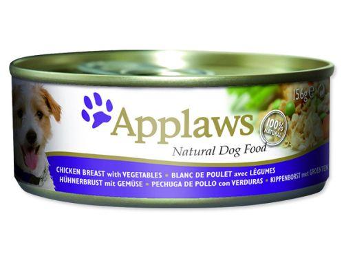 APPLAWS dog chicken, vegetables & rice 156 g