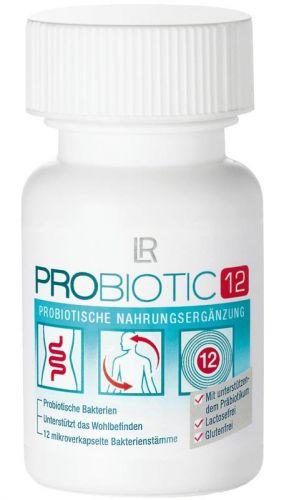 LR Health & Beauty LR Probiotic 12 30 kapslí