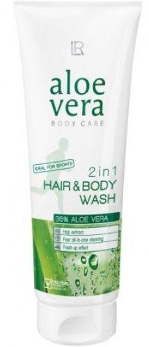 LR Health & Beauty LR Aloe Vera Vlasový a tělový šampon 250 ml