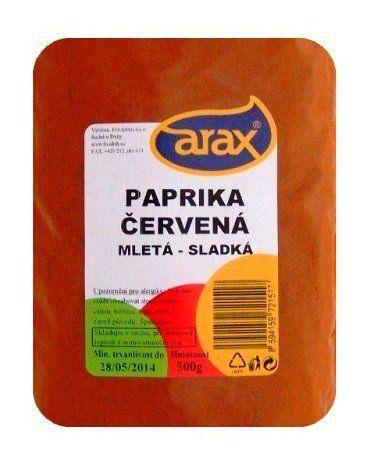 Arax Paprika sladká mletá 500 g