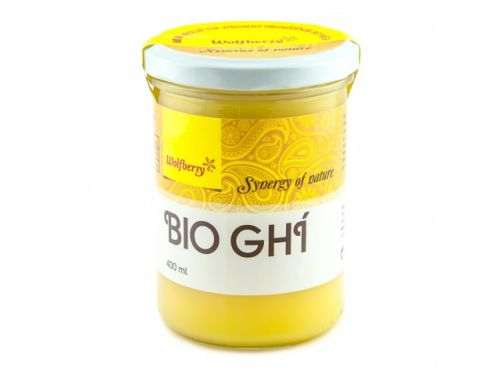 wolfberry Ghí bio 400 ml cena od 239 Kč