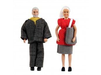 Lundby Småland babička a dědeček