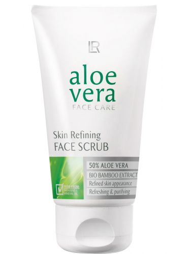LR Health & Beauty LR Aloe Vera Pleťový peeling 75 ml