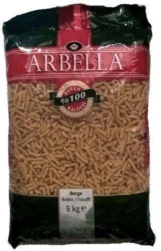 Arbella Vřetena Fusilli 5 kg