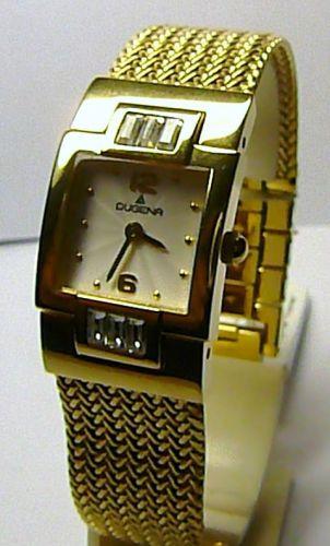 DUGENA luxusní dámské hodinky