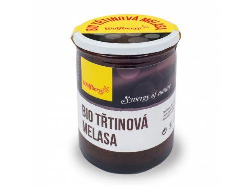 wolfberry Třtinová melasa bio 450 g