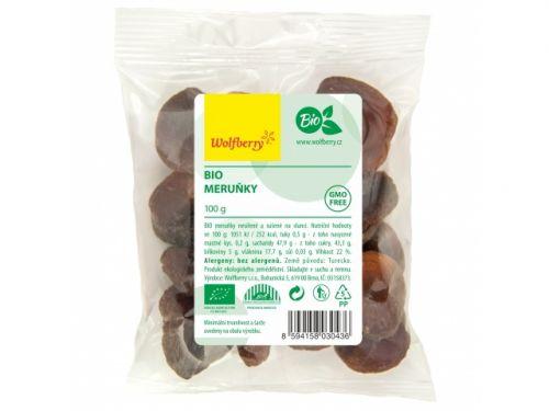 wolfberry Meruňky bio 100 g