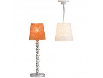 Lundby Småland stojací lampa + stropní svítidlo