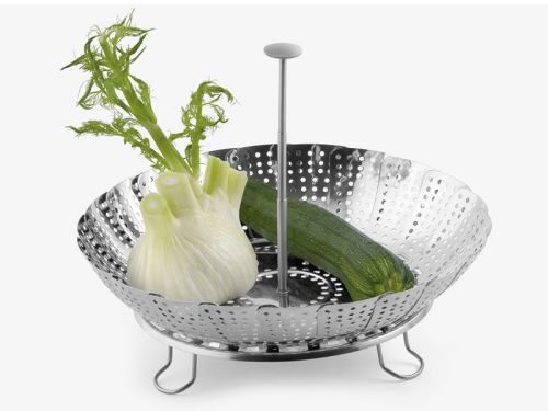 Weis Napařovák na zeleninu teleskopický 13-23 cm cena od 329 Kč