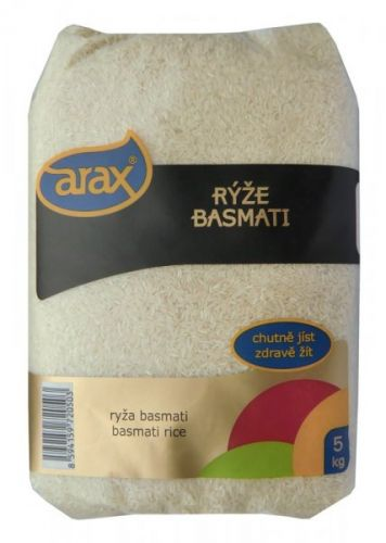 Arax Rýže Basmati 5 kg