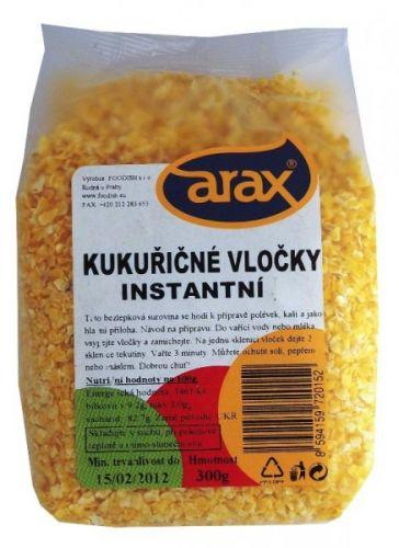 Arax Kukuřičné vločky instantní 300 g