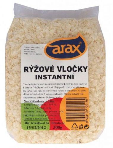 Arax Rýžové vločky instantní 300 g