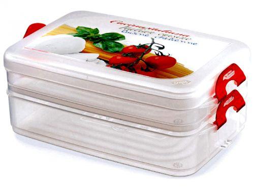Snips Dóza na potraviny frigoclick 2v1 cena od 119 Kč