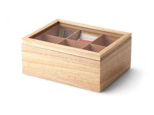 Continenta Box na čajové sáčky 23 cm cena od 463 Kč