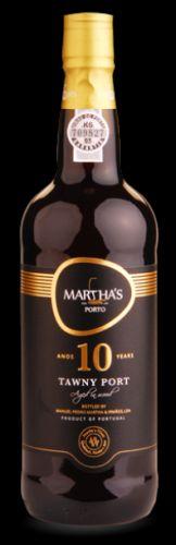 Douro Porto Tawny Martha's 10 let 750 ml
