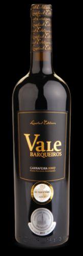 Alentejo Vale Barqueiros Garrafeira 2007 750 ml