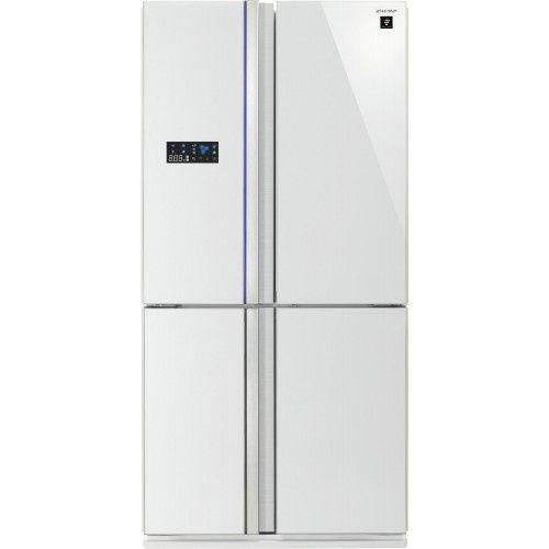 Sharp SJFS 810VWH cena od 0 Kč