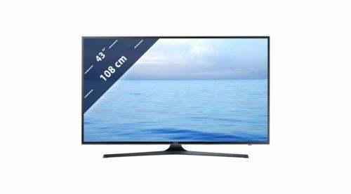 Samsung UE43KU6079UXZG cena od 16852 Kč