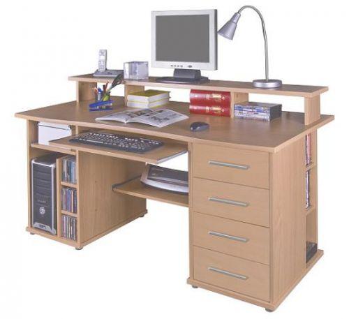 SCONTO FRANZ PC stůl cena od 0 Kč