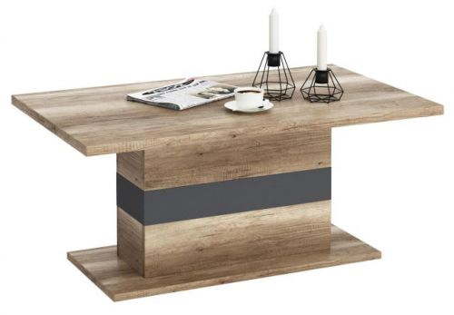 SCONTO MADRAS Konferenční stolek