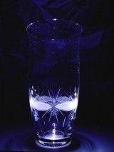 LsG Crystal Skleněná váza broušená WA-138 228 x 120 mm