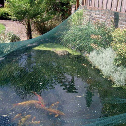 Granit Parts Síť na ochranu zahradních jezírek 4 x 5 m